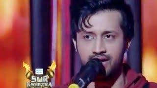 Atif Aslam Sings 'Sun Charkhe Di' in Surkshetra