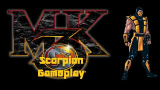 [FULLGAME / MUGEN Gameplay] Mortal Kombat 3 *NEW UPDATE* -Scorpion Gameplay-