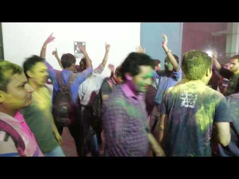 Chetu Inc.  Noida  Holi Evening Celebration moments.