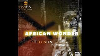 "KOZY G ""AFRICAN WONDER"" WITH COX THE KING KONG MC OF UGANDA GIRL & JAJJA WASWA DANCING"