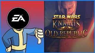 EA IS NOT Letting BioWare Make A New Knights Of The Old Republic Game