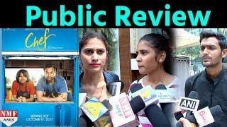 'Chef' Public Review | Saif Ali Khan, Raja Krishna Menon