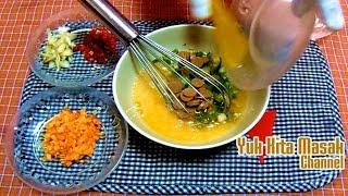 Cara Membuat dan Resep Omelet Telur Sederhana