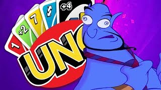 2 Gentlemen Discuss Serious Topics While Playing UNO