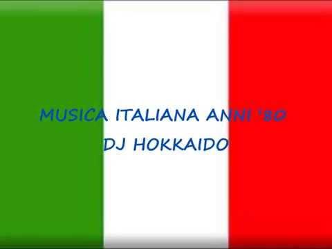 Musica Italiana anni 80 selezione personale successi italiani anni 80 DJ Hokkaido