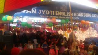 Parents day jeevan jyoti......sang a song jham jham darkiyo pani