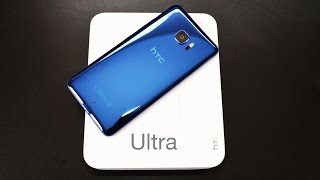 HTC U Ultra: Unboxing & Review