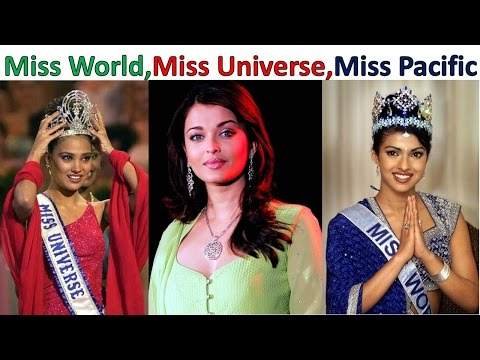 Bollywood Actresses Who Won Beauty Queen Awards Miss World, Miss Universe, Miss Asia Pacific