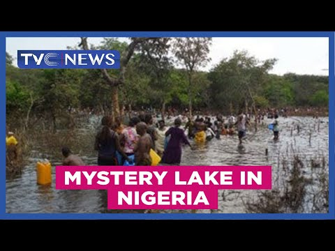 Xxx Mp4 Mystery Lake Found In Nigeria TVC News 3gp Sex