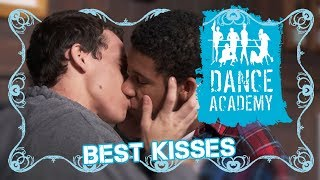 Dance Academy: Best kissing scenes | Dance Academy in Love