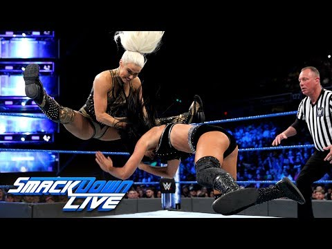 Xxx Mp4 Lana Vs Billie Kay Money In The Bank Qualifying Match SmackDown LIVE May 22 2018 3gp Sex