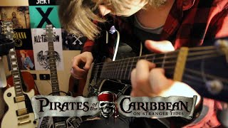 Pirates Of The Caribbean - Theme Song   Ray