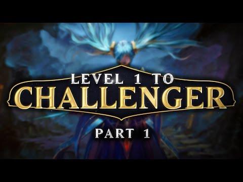 Gosu LEVEL 1 TO CHALLENGER Part 1