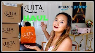 ULTA HAUL | AMAZON | GERINE KATE JOHNSTON