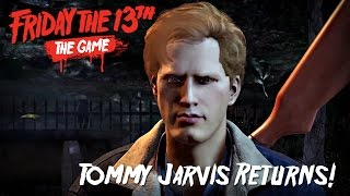 Friday the 13th: The Game - The Return of Tommy Jarvis Reveal Trailer!
