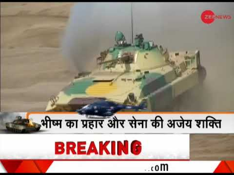 Xxx Mp4 Deshit Indian Army Holds Military Exercise In Ahmednagar Maharashtra 3gp Sex
