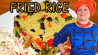 Oyinbo Cooking: Nigerian Fried Rice! Party Rice suitable NOT ONLY FOR AFRICANS!