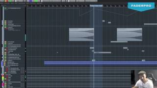 Rene Amesz Creates Seamless Transition For Toolroom Track | FaderPro Tutorial