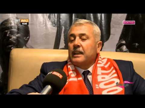Hatay Dörtyol Medya Festival TRT Avaz
