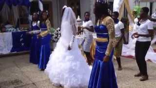 Ghanaian couple dance to Okyeame Kwame; faithful