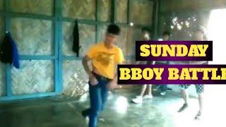 Sunday Bboying Battle 2016 Tripura Northeast Indian bboys