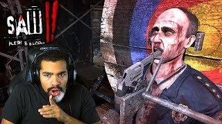 THIS TRAP THOUGH!!   Saw II: Flesh & Blood   #4