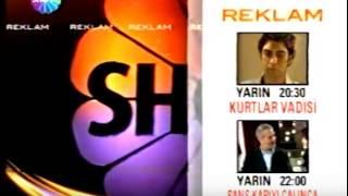Show TV - Yayın Akışı Konseptli Reklam Jeneriği (2003)