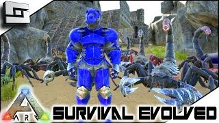 ARK: Survival Evolved - MASS SCORPION TAMING! S3E37 ( Gameplay )