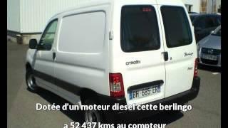 Citroen berlingo occasion visible à Albi présentée par Opel ggm albi
