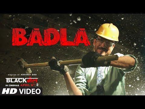 Badla Video Song | Blackमेल |  Irrfan Khan | Amit Trivedi | DIVINE | Amitabh B | Latest Songs 2018