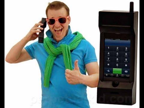 Toques irados para celular