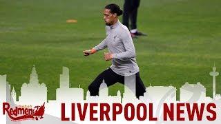 Team News from Porto! | Liverpool v Porto | LFC Daily News