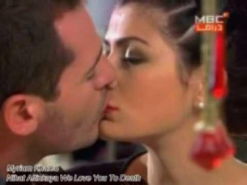 The Most Beautiful Kisses between Nihat Alptug Altinkaya AND Deniz Cakir