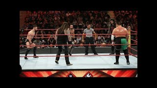 Fatal 5 Way Extreme Rule Full Match Universal Championship - WWE Extreme Rules 2017 Full Show HD