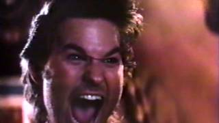 Big Trouble in Little China 1986 TV teaser