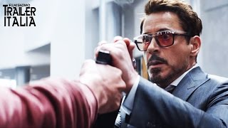 Team Iron Man e Bucky combattono nella Nuova Clip Italiana di Captain America: Civil War [HD]