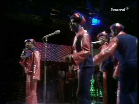 The Tams - Hey Girl Don't Bother Me Video Clip