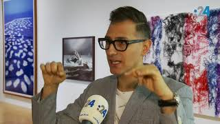 ما سر الصرخة المروعة في أروقة أحدث معرض فني في أبوظبي؟