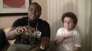 Letting Go(With Me and Sean Kingston)