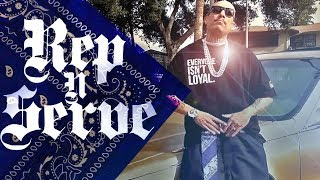 Mr.Capone-E- REP AND SERVE (Official Music Video)