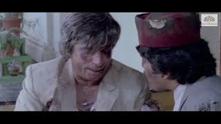 Kader Khan Comedy Scene from Khoon Ka Karz || Action Hindi Movie