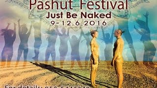 Pashut - Just be naked festival