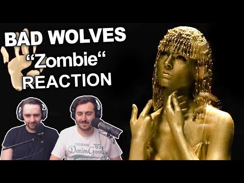 """Bad Wolves - Zombie"" Reaction"