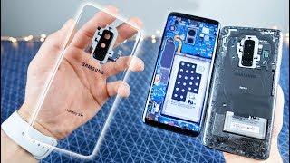 Totally Clear Samsung Galaxy S9 Plus Mod!