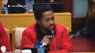 Ndlozi Not Happy With Faith Muthambi. AWOL