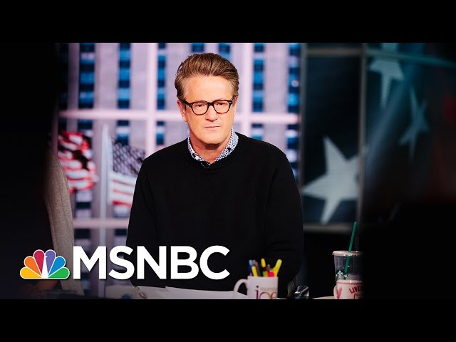 Joe: Donald Trump's 'Exhausting The American Public' With Fights | Morning Joe | MSNBC