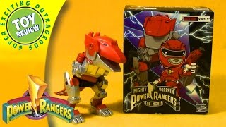 Mighty Morphin Power Rangers the Movie Action Vinyls by the Loyal Subjects