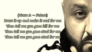 DJ Khaled - You Mine ft. Trey Songz, Jeremih, Future (Lyrics)