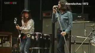 Deep Purple - Live In Stuttgart (German TV 1972) VERY RARE FOOTAGE!