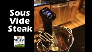 Quick and Easy Steak - Avalon Bay SVS-100 Sous Vide Precision Cooker Review